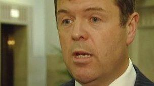Paul Burstow, MP for Sutton and Cheam