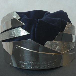Coron Eisteddfod Genedlaethol Bro Morgannwg 2012