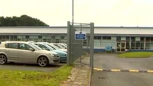Pupil Referral Unit in Neyland