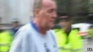 Ian Tomlinson on 1 April 2009
