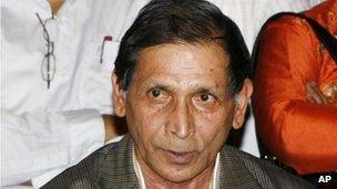 Unified Communist Party of Nepal - Maoist breakaway group leader Mohan Baidhya