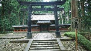 Shinto Temple and shrine, Nikko, Japan