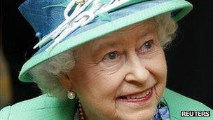 The Queen visited the Republic of Ireland last year