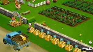 Farmville 2 screenshot