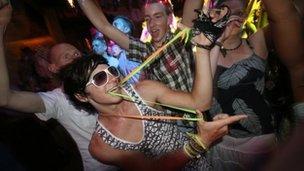Night-clubbers