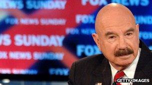 G Gordon Liddy on Fox News
