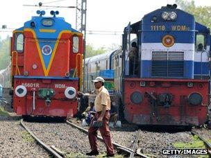 Trains, Hyderabad