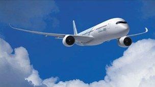 Awyren A350