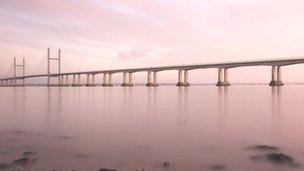 The Second Severn Crossing [Pic: Terry Winter]