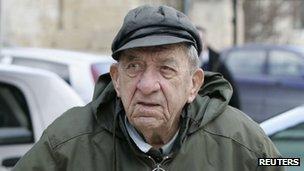 Dom Mintoff, file photo 2008