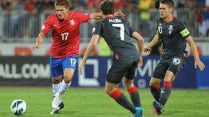 Serbia v. Cymru
