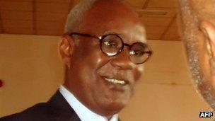 Marafa Hamidou Yaya (file picture)