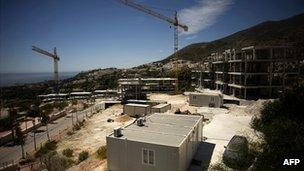 Unfinished apartments in Spain