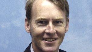 Dr Emyr Roberts