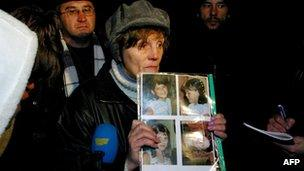 Relative of hostage held in Moscow theatre siege