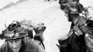 Roedd ymgyrch D-Day ar Fehefin 6, 1944.