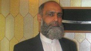 Inam-ul-Rahiem. File photo