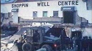 Seventeen people were killed in the bomb at the Ballykelly pub