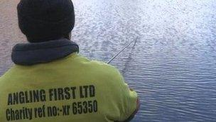 Mark McGivern, Angling First
