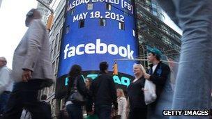 Facebook sign in New York