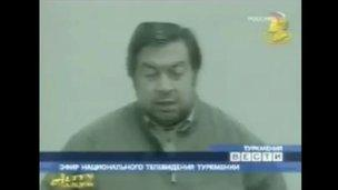Boris Shikhmuradov's televised confession