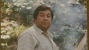 Boris Shikhmuradov archive photo
