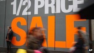 Sales on 27 December