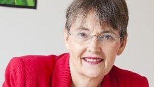 Joan McVittie