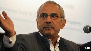 Jose Ramos-Horta, file pic from December 2010