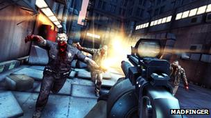 Dead Trigger screenshot