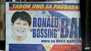 Poster for Ronald Bae in Kawit, Philippines, 4 January