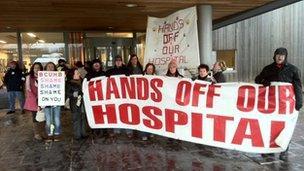 Protestwyr Betsi