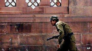 The 2001 Delhi parliament attack
