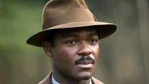 David Oyelowo in the BBC's Small Island