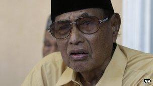 Sultan of Sulu Jamalul Kiram III (22 Feb 2013)