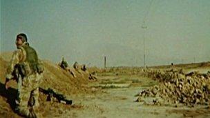 The claims followed a major gun battle near Majar al-Kabir in southern Iraq