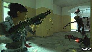 Half Life 2 screenshot