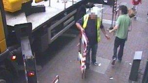 Camberley High Street incident