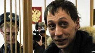 Pavel Dmitrichenko (7 March 2013)