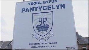 Ysgol Pantycelyn