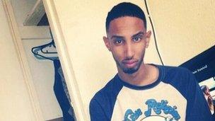 Mohammed Hussein, 19,
