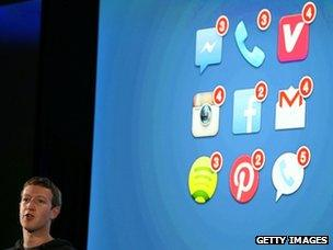 Facebook Home launch