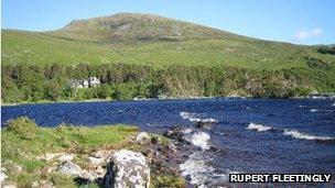 Loidse Loch a' Choire