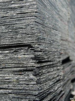 Welsh slate