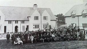 Rhiwbeina 1913