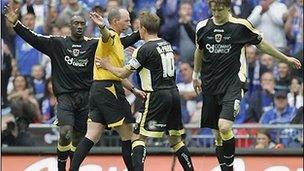 Caerdydd v Portsmouth: Rownd Derfynol Cwpan FA 2008
