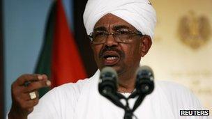 Sudan's President Omar el Bashir