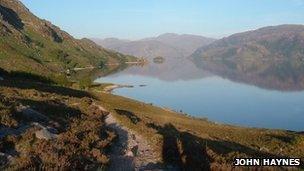 Loch Mòrar