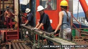 Lake Malawi Drilling Project