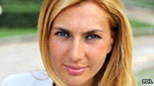 Michaela Biancofiore, stock image courtesy of PDL website